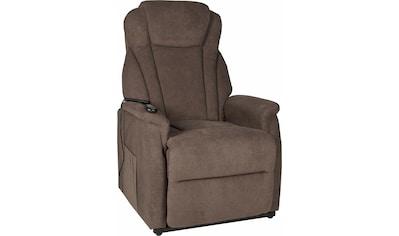Duo Collection TV-Sessel, mit Aufstehhilfe Toronto XXL, bis zu 150 KG belastbar kaufen