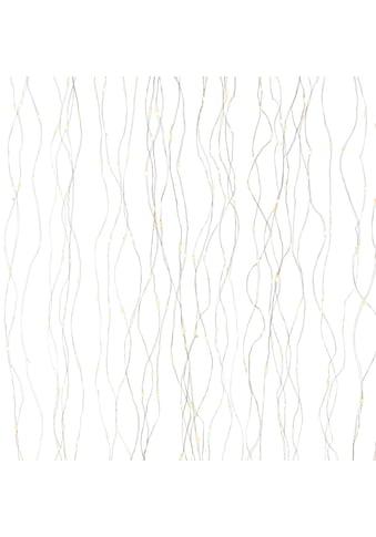 LED-Lichtervorhang »Wasserfall«, 1152 St.-flammig, mit 1152 LEDs, 230 cm lang kaufen