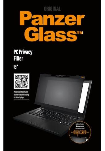 "PanzerGlass Schutzglas »PC Privacy Universal 15""« kaufen"