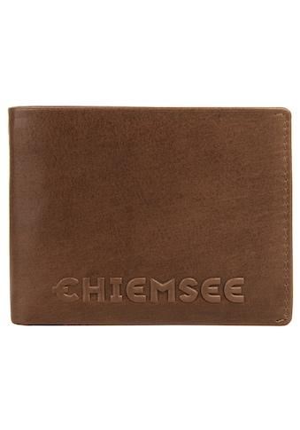 Chiemsee Geldbörse »LAOS«, 2fach klappbar kaufen