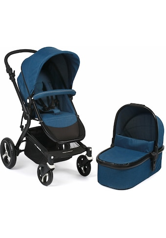 CHIC4BABY Kombi-Kinderwagen »Passo, navy«, 15 kg kaufen