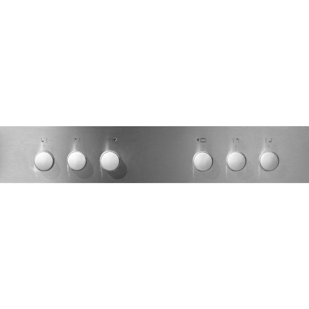 Amica Elektro-Herd-Set »EHC 12516 E«, EHC 12516 E, (Set), mit Restwärmeanzeige