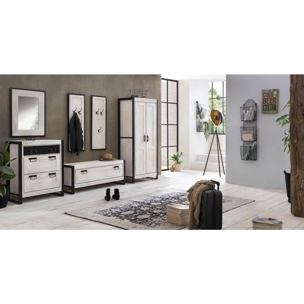 SIT Garderobenpaneel »White Panama«