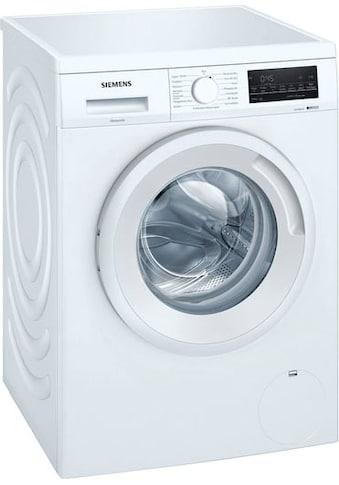 SIEMENS Waschmaschine iQ500 WU14UT20 kaufen