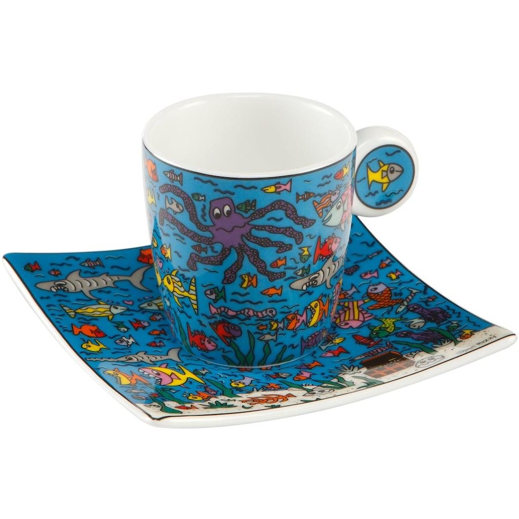 Goebel Espressotasse »Under the Deep Blue Sea«