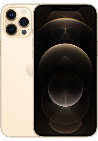 "Apple Smartphone »iPhone 12 Pro Max - 256GB«, (17 cm/6,7 "", 256 GB, 12 MP Kamera) kaufen"