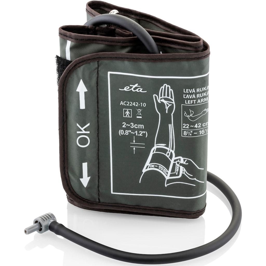 eta Oberarm-Blutdruckmessgerät »TMB-1490-CS ETA329790000«, Oszillometrische Messmethode