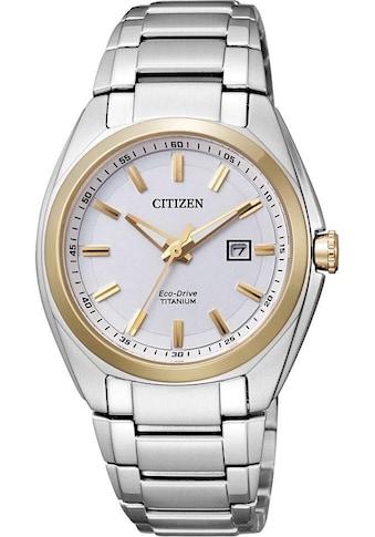 Citizen Titanuhr »Super Titanium, EW2214-52A« kaufen