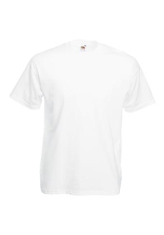 Fruit of the Loom T - Shirt »Herren Kurzarm« kaufen