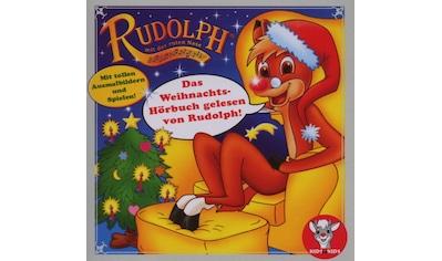 Musik-CD »Das Weihnachts-Hörbuch Gelesen Von Rudolph / Rudolph-Mit Der Roten Nase« kaufen