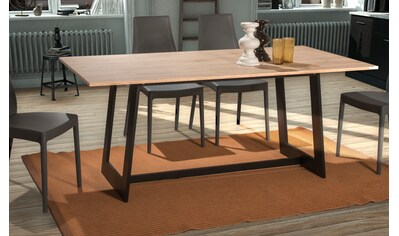Home affaire Esstisch »Bridge«, mit einer 2 cm starke Tischplatte, im hochwertigen... kaufen
