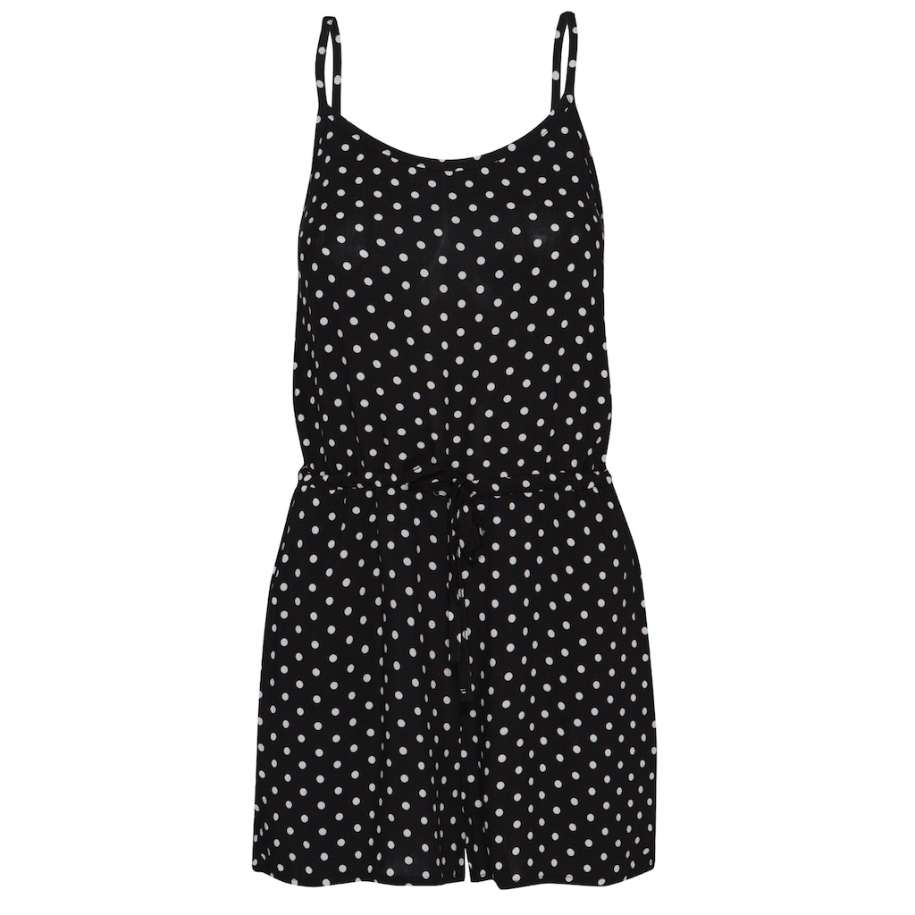 Pussy Deluxe Jumpsuit »Dotty«