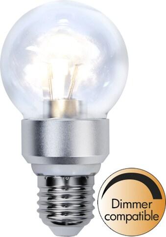 STAR TRADING LED-Leuchtmittel »Crystal«, E27 kaufen