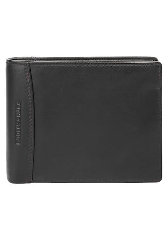 BODENSCHATZ Geldbörse »PRINESS«, 2fach klappbar kaufen