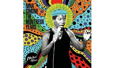 Musik-CD »Nina Simone:The Montreux Years / Simone,Nina« kaufen