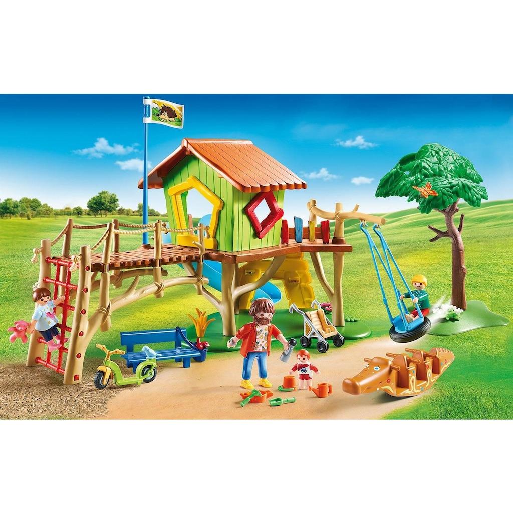 Playmobil® Konstruktions-Spielset »Abenteuerspielplatz (70281), City Life«, ; Made in Germany