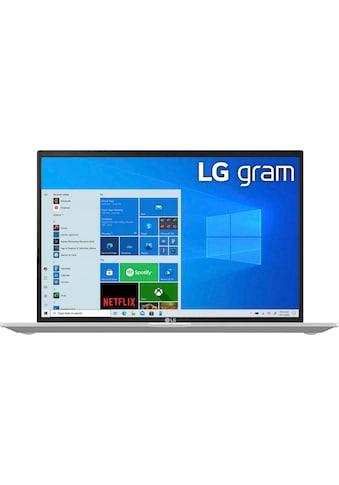 "LG Notebook »gram 14 14Z90P-G.AA79G«, (35,56 cm/14 "" Intel Core i7 Iris X Plus... kaufen"