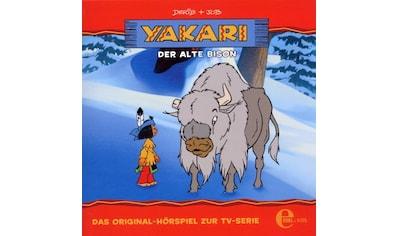 Musik-CD »(6)HSP z.TV-Serie-Der Alte Bison / Yakari« kaufen