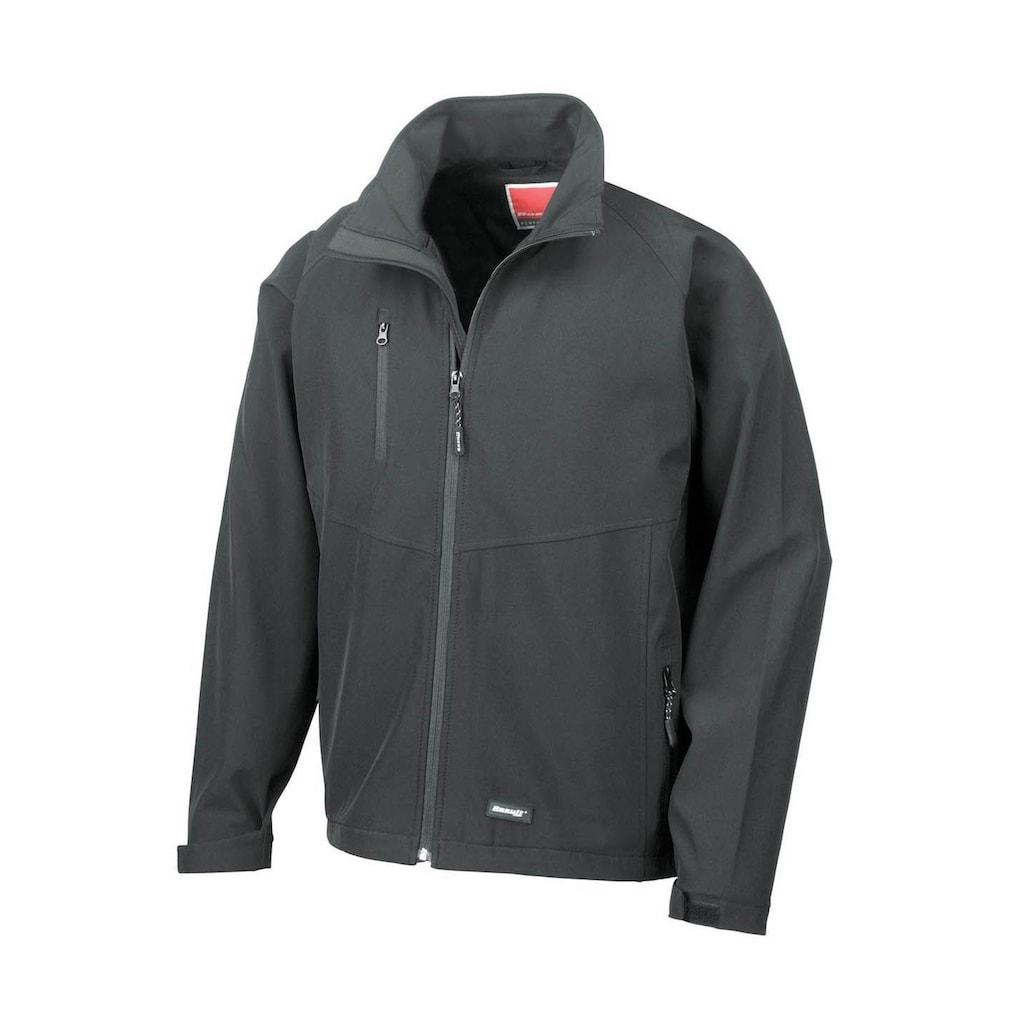 Result Softshelljacke »Herren Softshell-Jacke, zweilagig, wasserabweisend, atmungsaktiv«