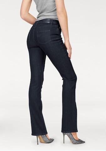 Arizona Bootcut-Jeans »Baby Bootcut«, High Waist kaufen