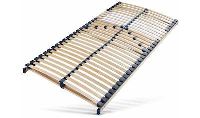 Breckle Lattenrost »Manao Fix 30 Leisten«, (1 St.), Komfort - langlebig, individuelle... kaufen