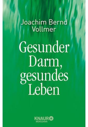 Buch »Gesunder Darm / Joachim Bernd Vollmer« kaufen