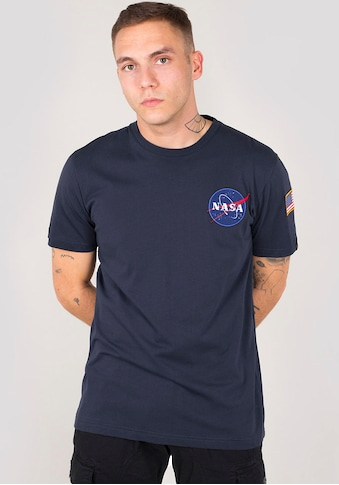 Alpha Industries Rundhalsshirt »Space Shuttle T« kaufen