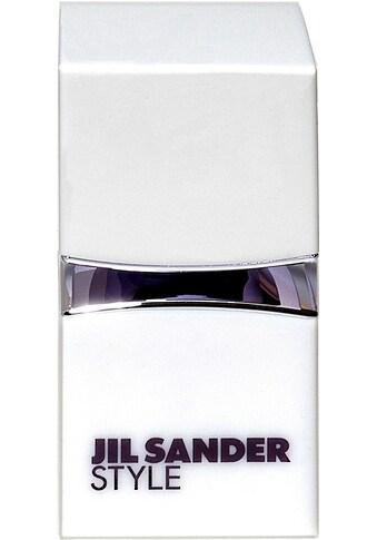 """JIL SANDER Eau de Parfum """"Style"""" kaufen"""