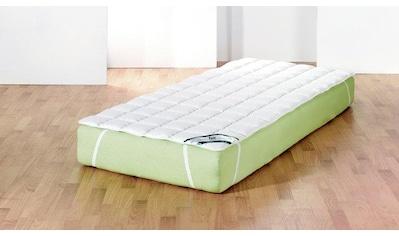 f.a.n. Schlafkomfort Topper »Matratzenauflage, F.A.N., »Wash Cotton««, (1 St.) kaufen