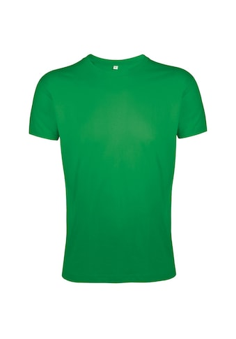 SOLS T-Shirt »Herren Regent Slim Fit, Kurzarm« kaufen