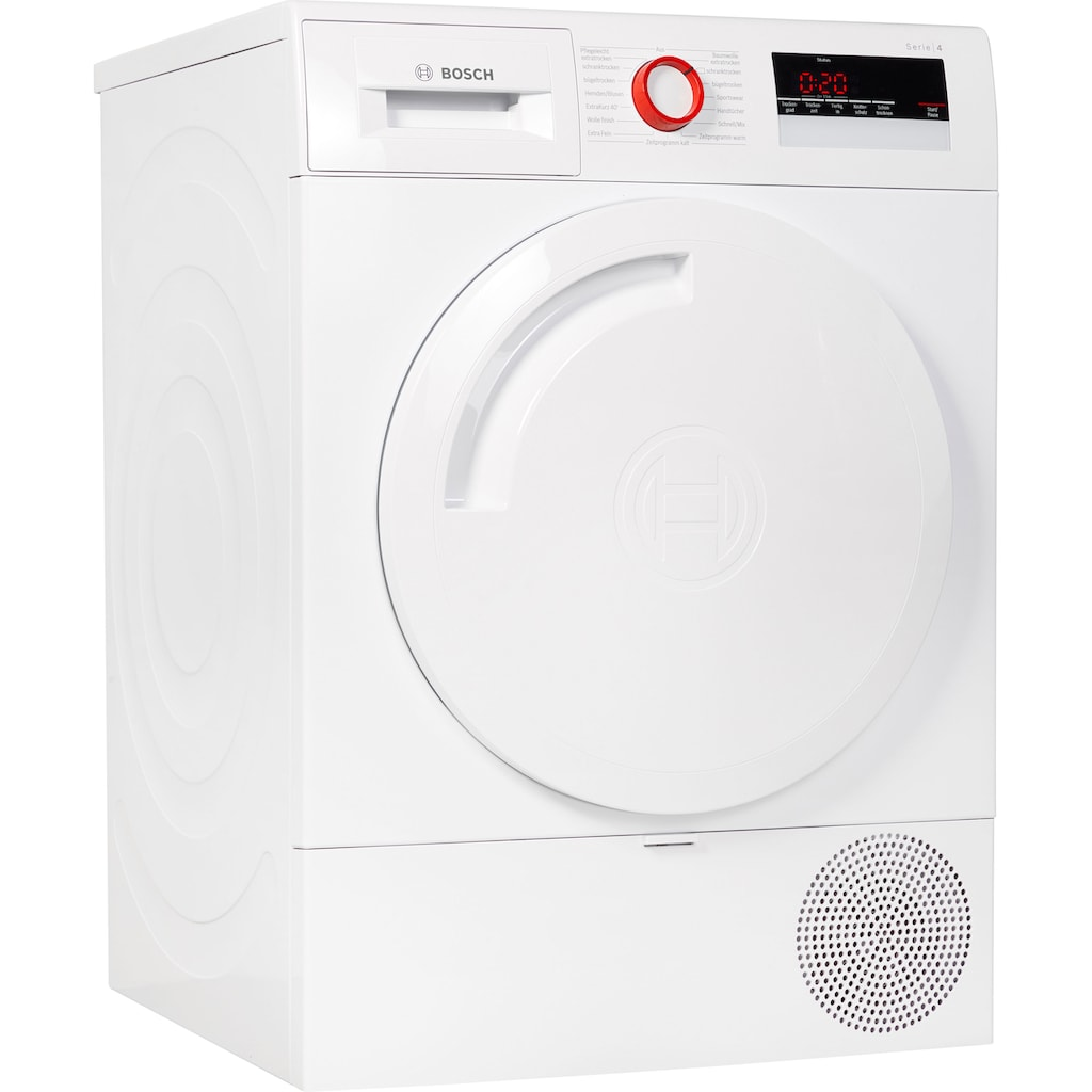 BOSCH Wärmepumpentrockner »WTR83VV9«, 4, 7 kg
