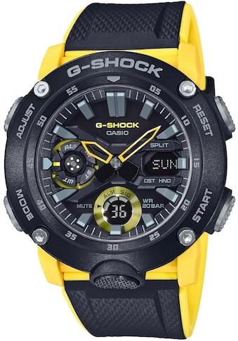 CASIO G - SHOCK Chronograph »GA - 2000 - 1A9ER« kaufen