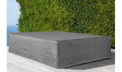 KONIFERA Gartenmöbel-Schutzhülle »Keros Premium«, für ein Loungeset, (L/B/H): ca.... kaufen