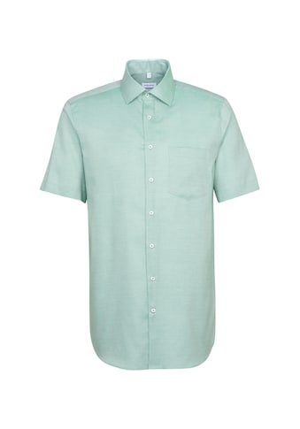 seidensticker Businesshemd »Regular«, Regular Kurzarm Kentkragen Uni kaufen