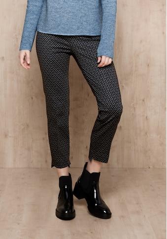 bianca Jeggings »DENVER«, mit geometrischen Allover-Muster kaufen