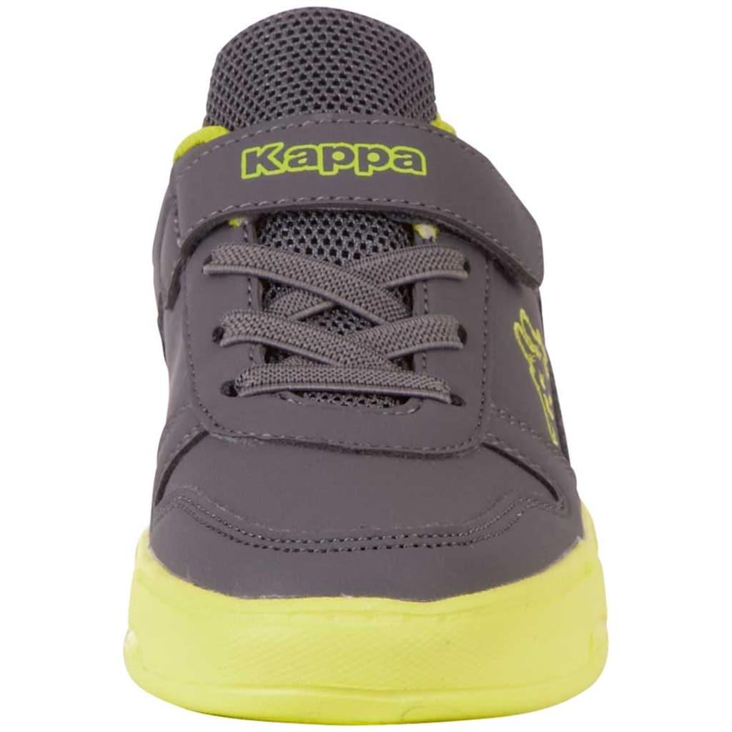 Kappa Sneaker »DALTON ICE BC KIDS«, mit herausnehmbarer Innensohle