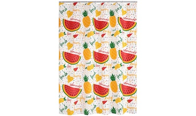 Ridder Duschvorhang »Fruits«, Breite 180 cm, Höhe 200 cm kaufen