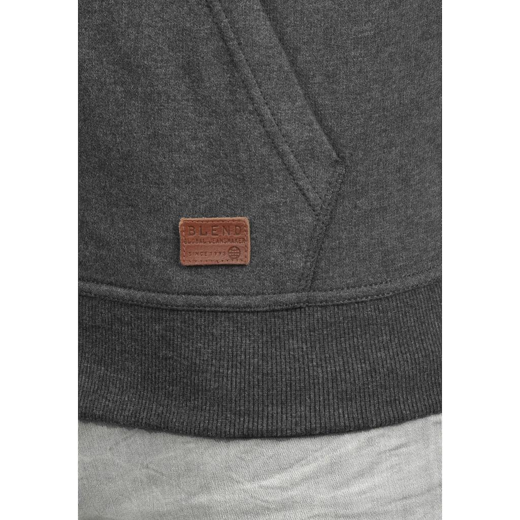 Blend Hoodie »Alejandro«, Kapuzensweatshirt mit Frontprint