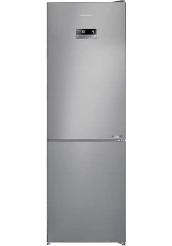 Grundig Kühl - /Gefrierkombination, 186 cm hoch, 59,5 cm breit kaufen