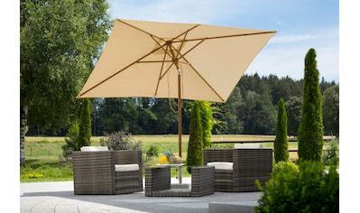 Schneider Schirme Sonnenschirm »Malaga«, abknickbar, ohne Schirmständer kaufen