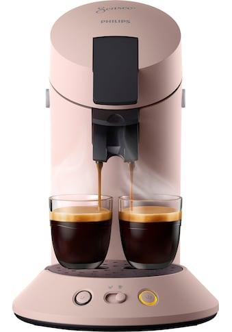 Senseo Kaffeepadmaschine »SENSEO Original Plus CSA210/30«, inkl. Gratis-Zugaben im... kaufen