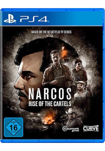 Spiel »Narcos: Rise of the Cartels«, PlayStation 4 kaufen