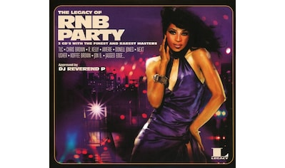Musik-CD »The Legacy of Rn'B Party / Various« kaufen