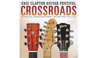 Musik-CD »Crossroads Guitar Festival2013 / Clapton,Eric« kaufen