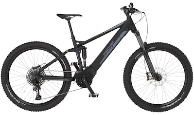 FISCHER Fahrräder E-Bike »MONTIS 6.0i FULLY«, 12 Gang, SRAM, Eagle SX, Mittelmotor 250 W kaufen
