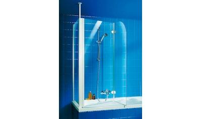 SCHULTE Badewannenaufsatz mit Deckenverstrebung, BxHxT: 114,5 x 140 x 70 cm kaufen