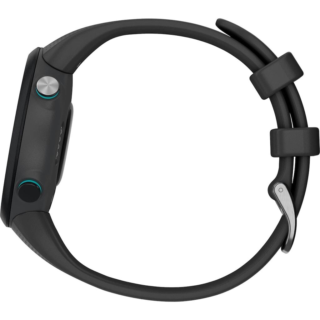 Garmin Smartwatch »Swim2 mit Silikon-Armband 20 mm«