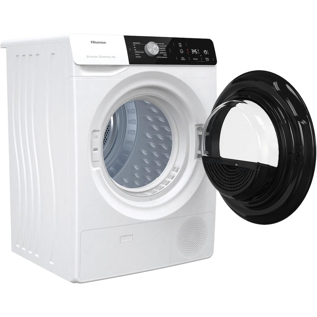 Hisense Wärmepumpentrockner »DHGA901NL«