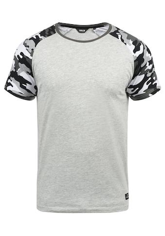Solid Rundhalsshirt »Cahil« kaufen