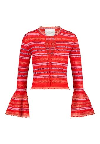 Nicowa Langarmshirt »SOLEA«, mit Glitzergarn - SOLEA kaufen